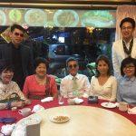 สมศักดิ์ ชาลาชล -ไฮโซชื่อดัง จัดเลี้ยงอาหารจีน ที่ ลิ้มกวงเม้ง